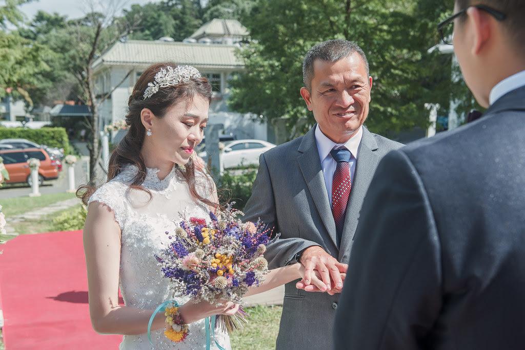 023羅莎會館 花園婚禮