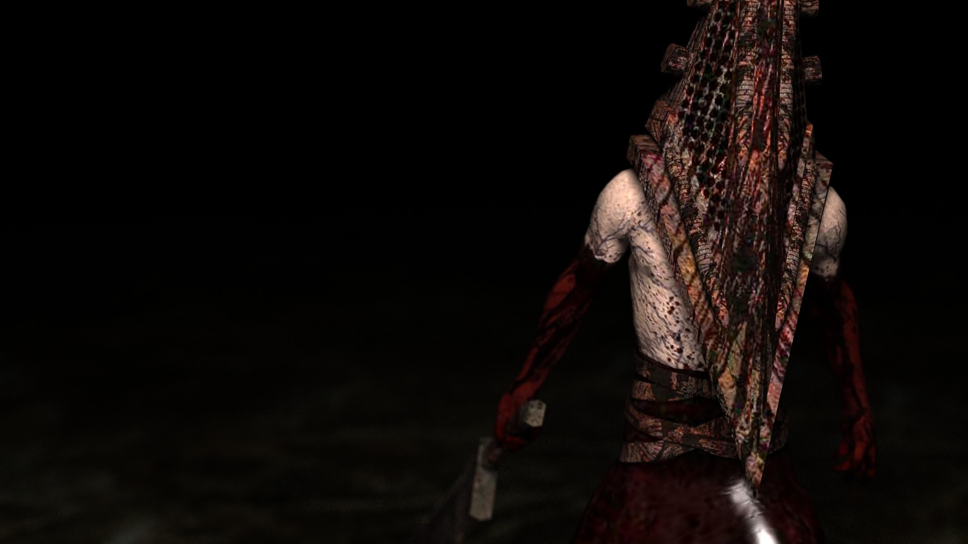 Silent Hill Pyramid Head Wallpaper 71 Images