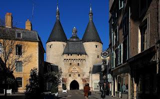 Porta da cidade de Nancy