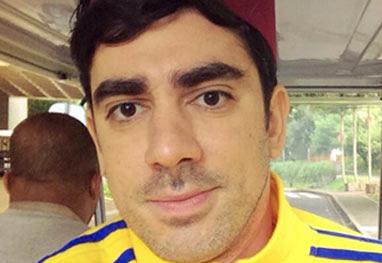Marcelo Adnet é agredido após partida no Mineirão