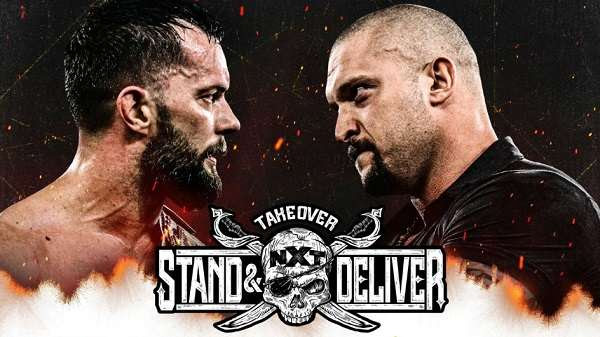 Watch WWE Nxt TakeOver: Stand And Deliver Night 2 4/8/21 April 8th 2021 Online Full Show Free