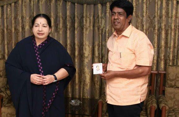 R Sundararajan joins AIADMK