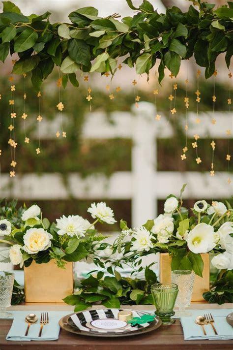 St Patrick's Day Wedding Ideas