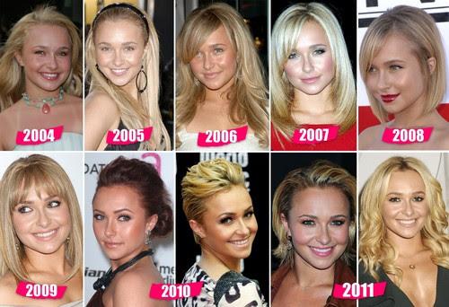 Von Lange Haare Auf Kurz Moderne Frisuren