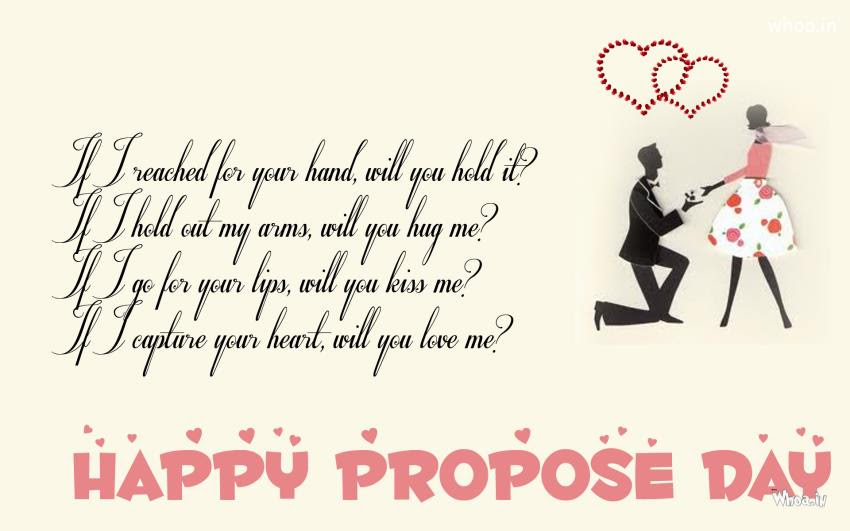 Awesome Love Proposal Quotes For Her