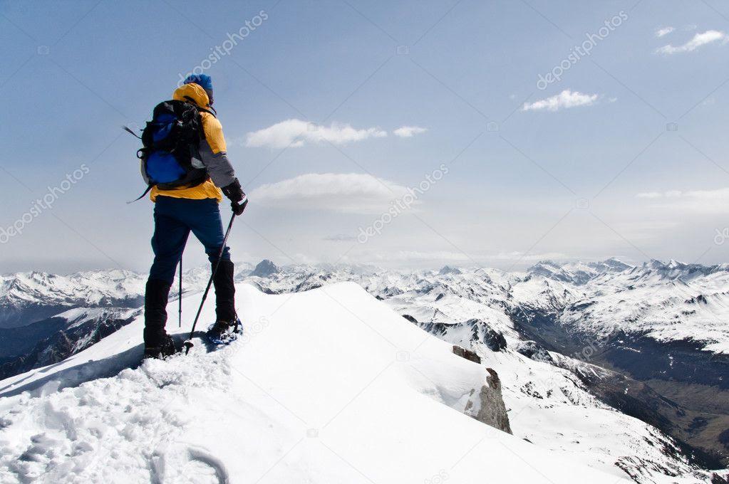 Resultado de imagem para Alpinista espiritual