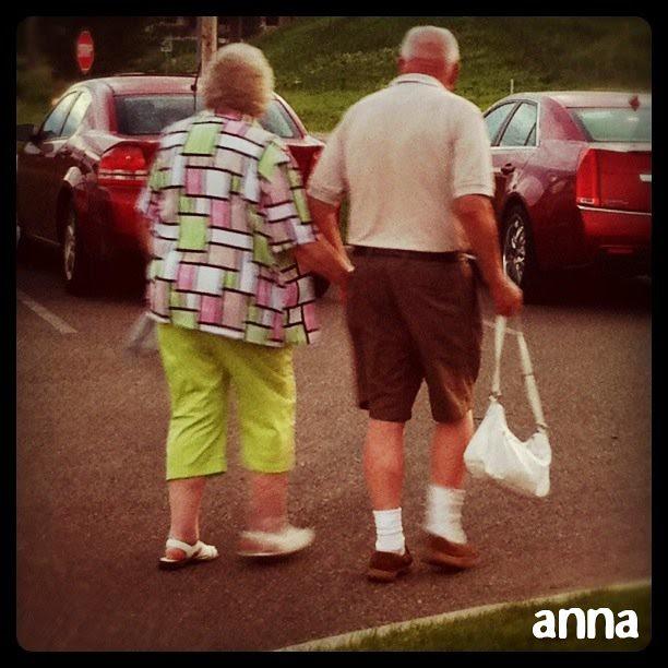 Anna, Love