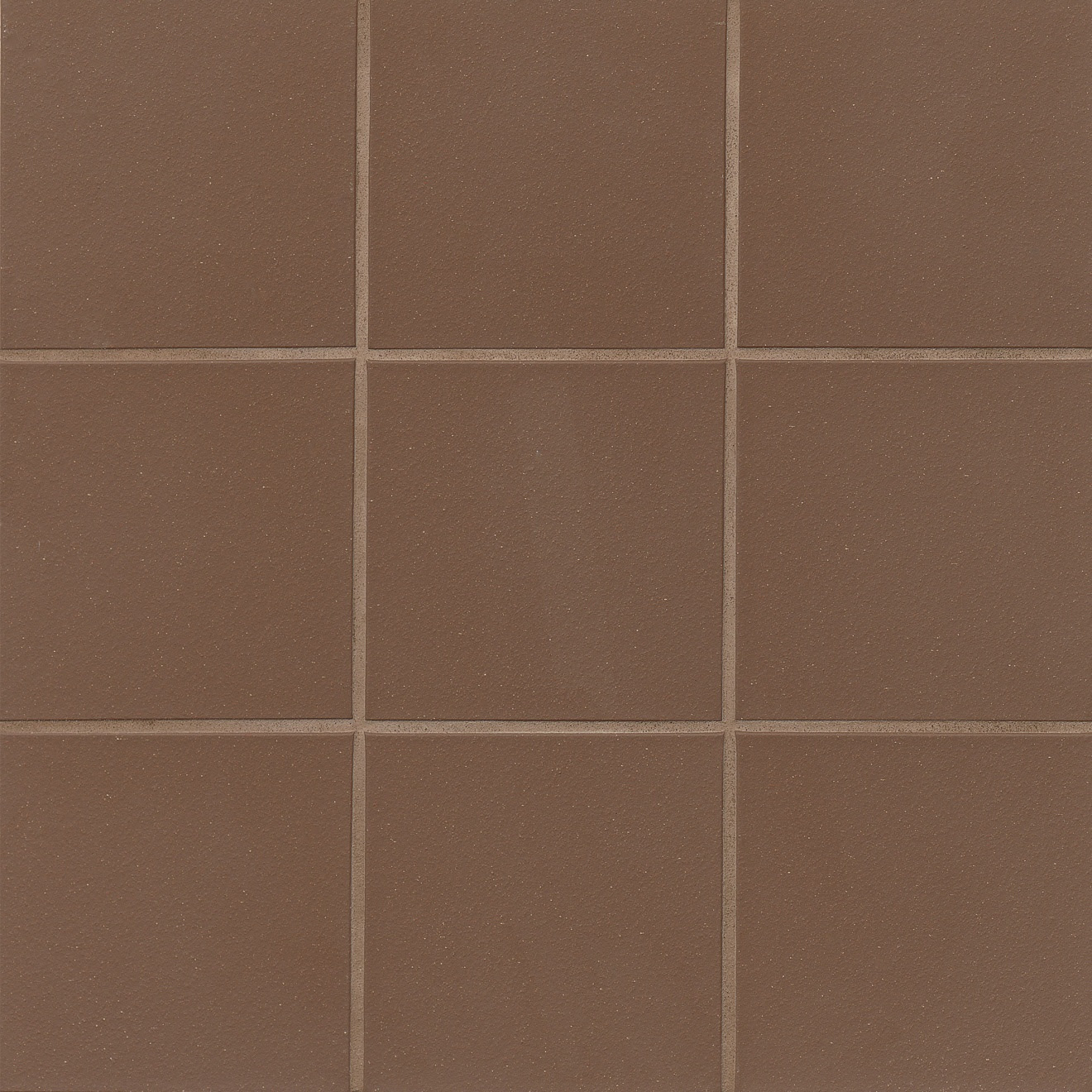 Metropolitan 6 X 6 Floor Wall Tile In Chestnut Brown