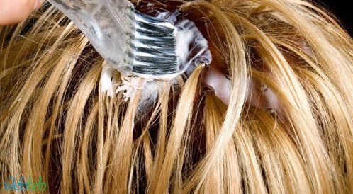 نصائح لصبغ الشعر فى المنزل + صور + فيديو 2015