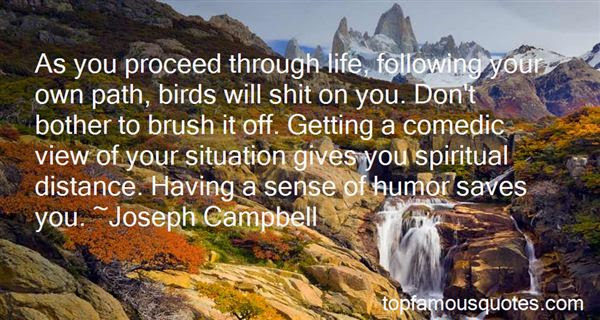 Following Your Path Quotes Best 1 Famous Quotes About Following