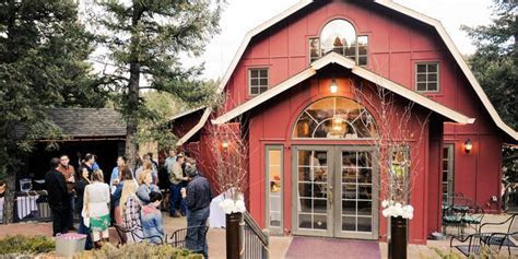 Evergreen Red Barn Weddings   Get Prices for Wedding