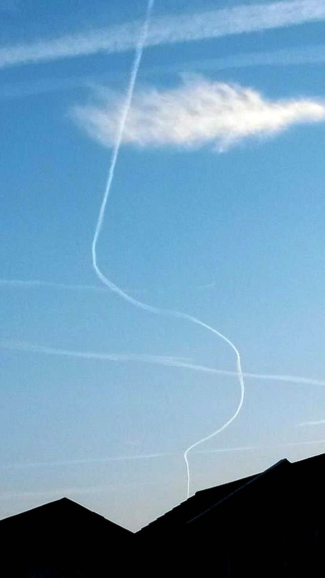 meteorologos ovni portsmouth Meteorólogos descartan que el OVNI aparecido en Portsmouth pueda ser una nube