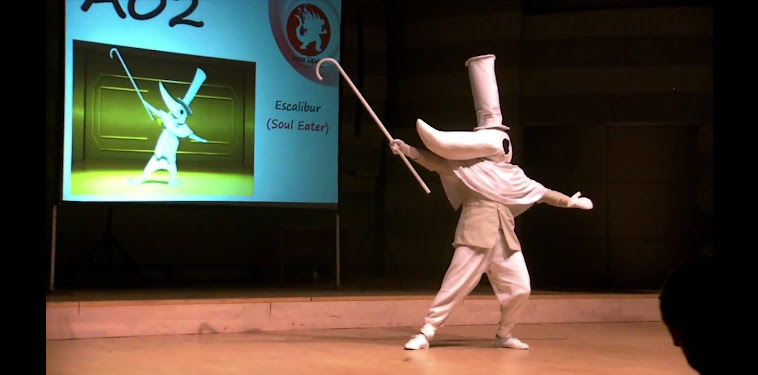 Excalibur Soul Eater Cosplay
