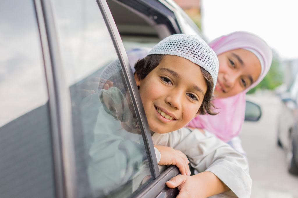 baju muslim anak balita