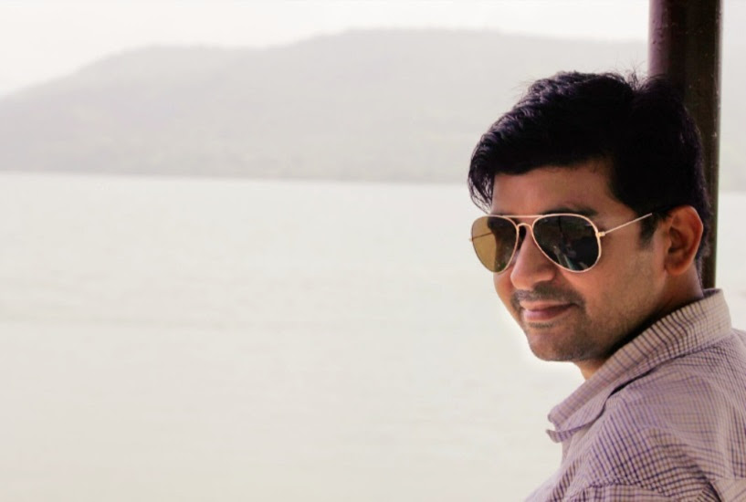 An Interview With Ajay Pandey Author Of You Are The Best Wife
