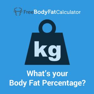 body fat percentage calculator metric system