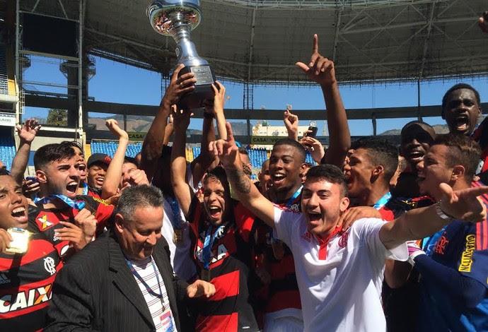 Sub-20 decide vaga na final contra Fluminense