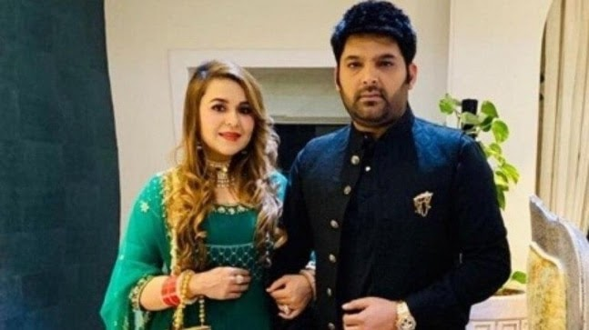 Kapil Sharma and Ginni blessed with a baby boy. Fans congratulate the couple https://ift.tt/3csbcCl