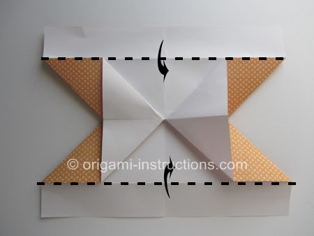 Origami Photo Stand Folding Instructions
