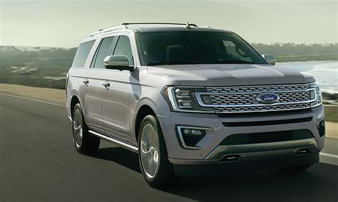 ford expedition release date interior
