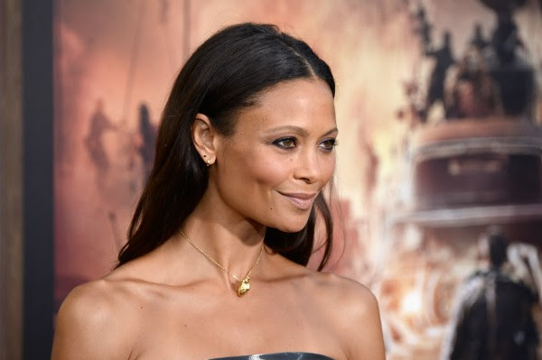 A atriz Thandie Newton (Foto: Getty Images)