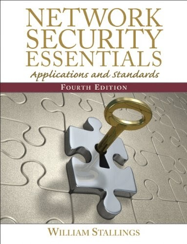 Network Security Essentials: Applications and Standards (4th Edition)