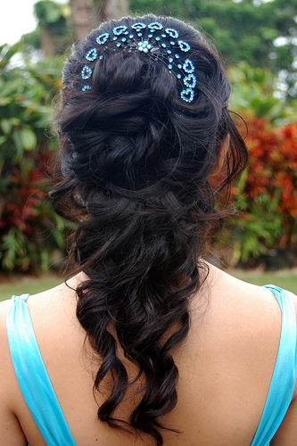 Half Up Half Down Prom Hairstyles | Beautiful Hairstyles
