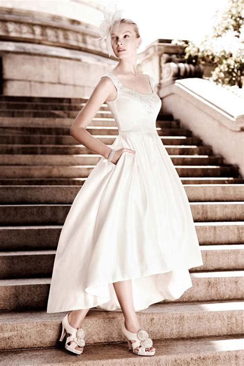 7 Wedding Dresses to Wear Your Second Time around