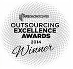 Outsourcing Excellence Award—2014