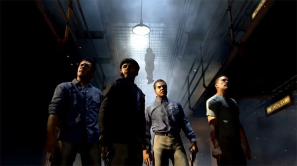 Call Of Duty Black Ops 2 Mob Of The Dead Trailer Revealed