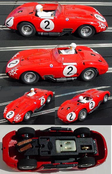 Mmk Hss Lemans  95 Electric Dreams New And Vintage Slot Cars