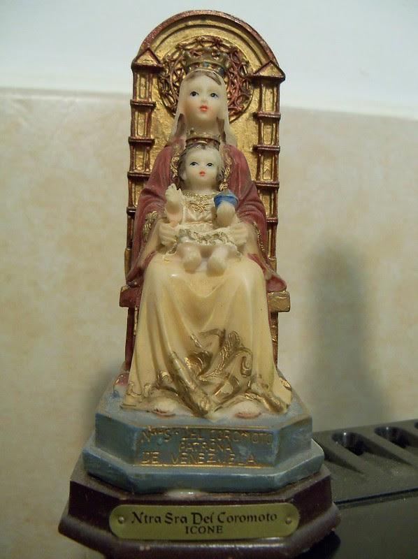 35/365 - Virgen de Coromoto
