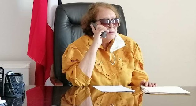 Gobernadora asegura raciones alimenticias llegan a sectores vulnerables