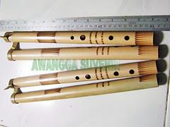 seruling bambu sunda