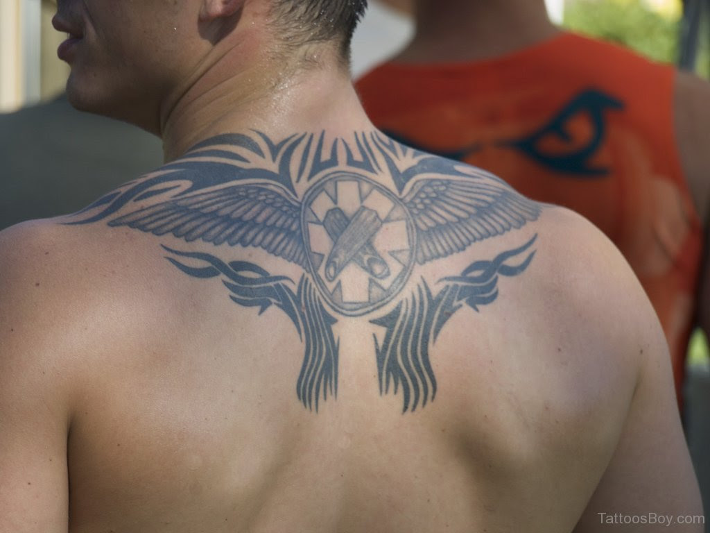 Eagle Wings Tattoo On Back Tattoo Designs Tattoo Pictures