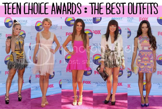 Teen choice awards, Selena Gomez, Demi Lovato