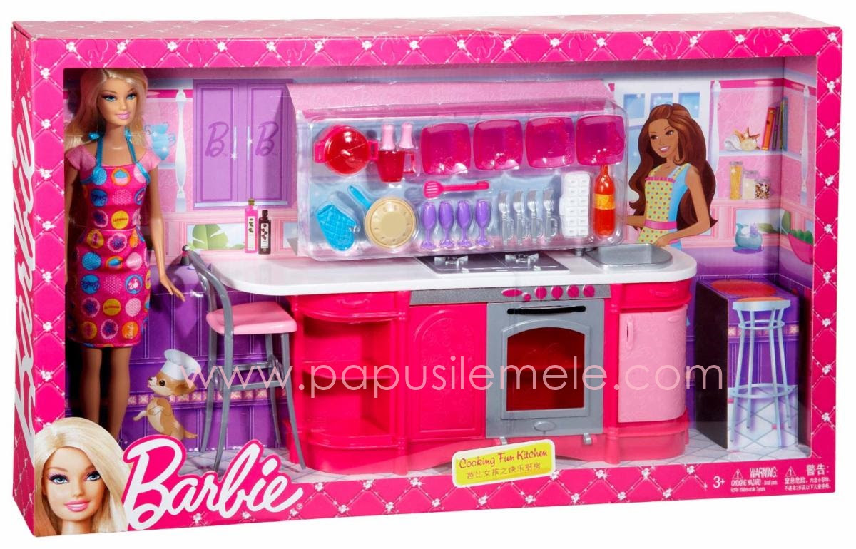 23 Kitchen Barbie Important Ideas