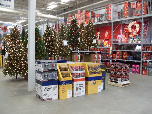 comproxy - Christmas Decorations At Lowes