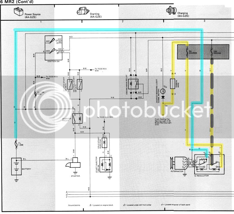 Mg Zr Alternator Wiring Diagram
