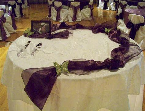 Runaway Bridal Planner: Purple Wedding Decoration