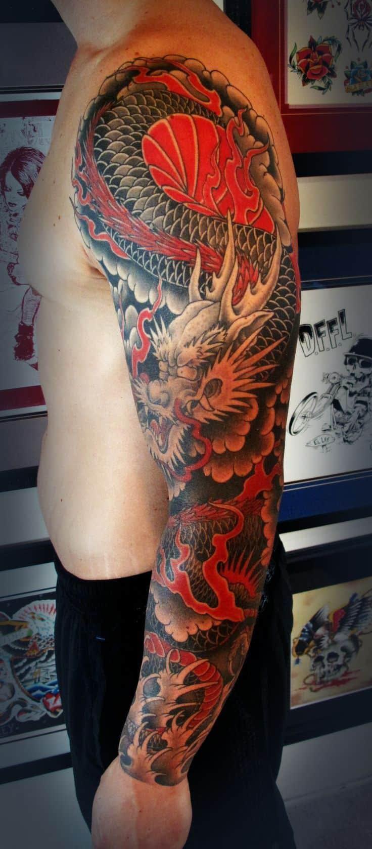 Dragon Tattoos For Men Dragon Tattoo Designs For Guys