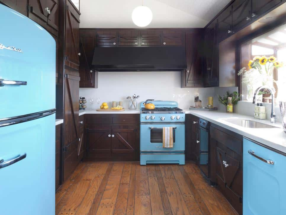 Small kitchen ideas: design and technical features – HOUSE INTERIOR