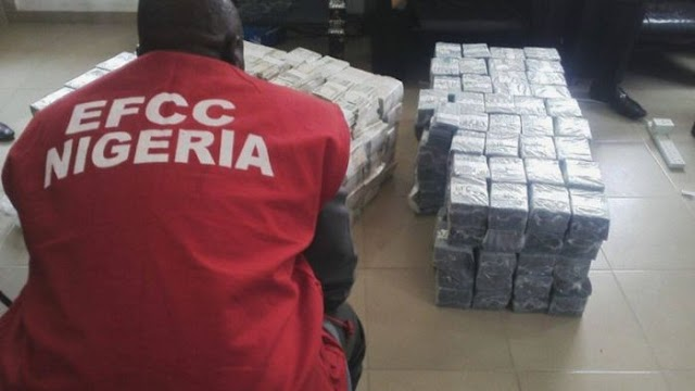 EFCC Probes Alleged Attempt By Lebanese To Smuggle $890,000