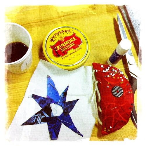 blue :: stars
