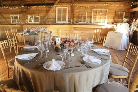 Beautiful table display for a wedding at Rocklands Farm in