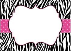 Invitations, Stripes and Invitation templates on Pinterest