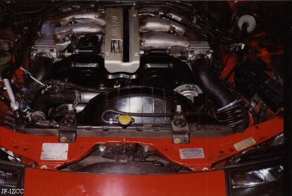 90 Nissan 300zx Timing Belt Replacement