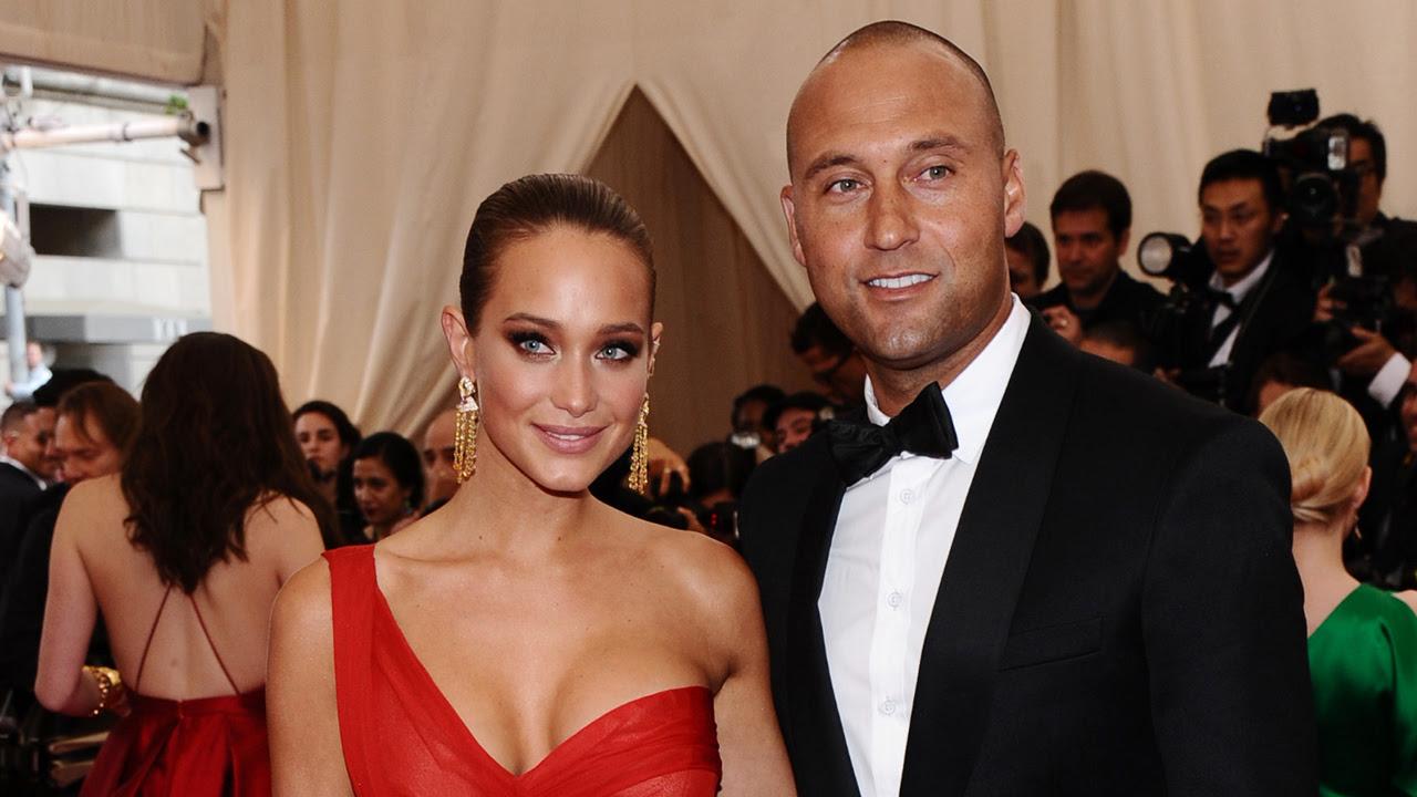 Derek Jeter y su esposa anuncian que serán padres