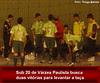 Sub 20 de Várzea busca duas vitórias nesta quinta para conquistar título da Série A2