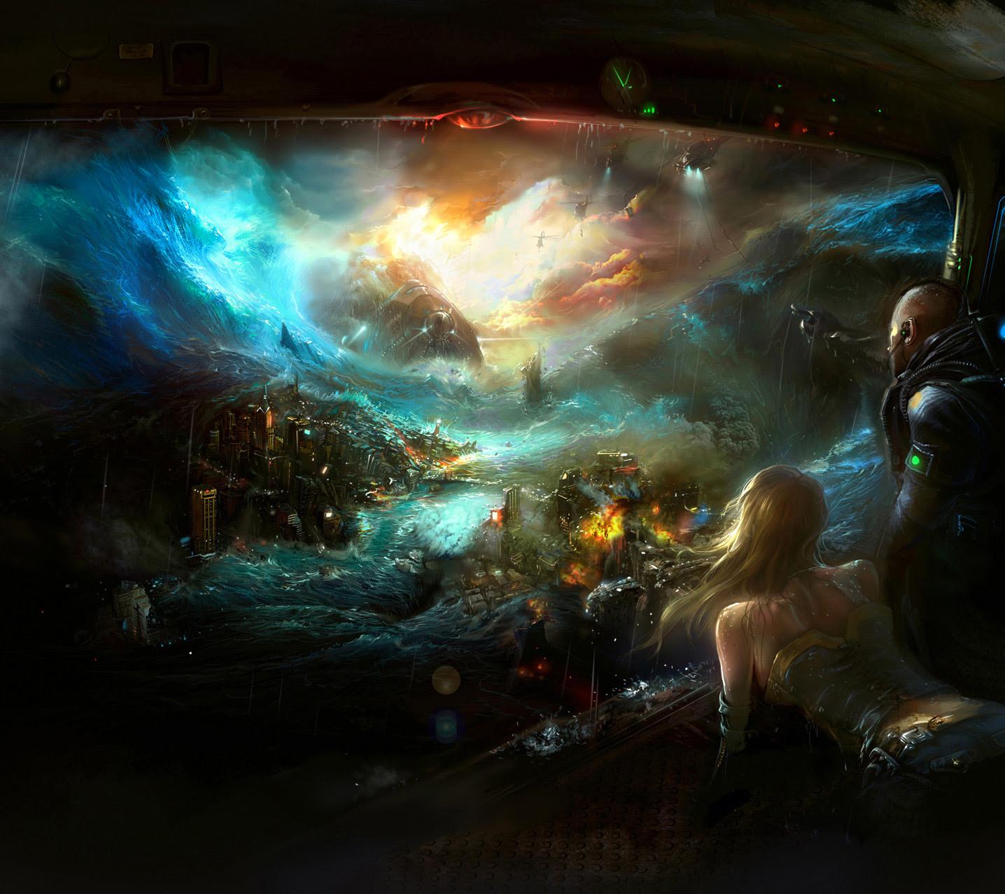 2D Art: Noah Legend - 2D Digital, Concept artCoolvibe ...
